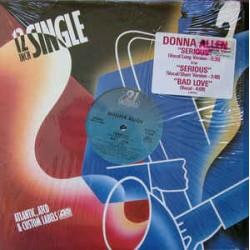 Donna Allen – Serious