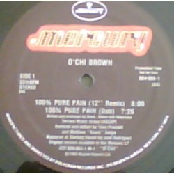 O'Chi Brown – 100% Pure Pain