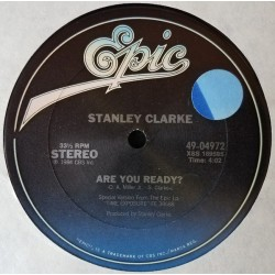 Stanley Clarke – Are You...