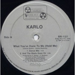 Karlo – What You've Done To...
