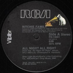 Ritchie Family* – All...