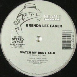 Brenda Lee Eager – Watch My...