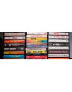 Cintas y cassettes