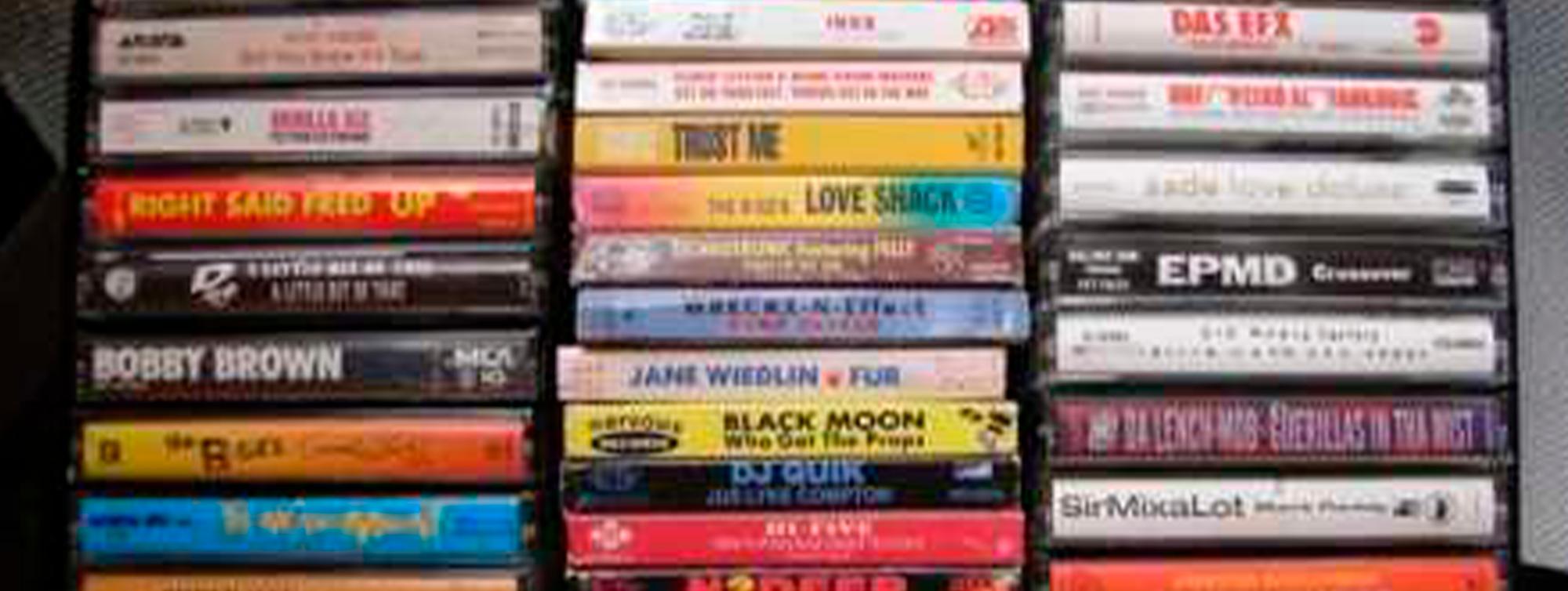 cintas y cassettes perabeat